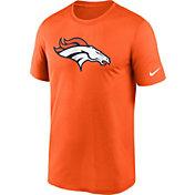 Nike Men's Denver Broncos Legend Logo Orange T-Shirt