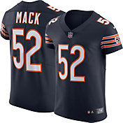 Nike Men's Chicago Bears Khalil Mack #52 Navy Elite Jersey