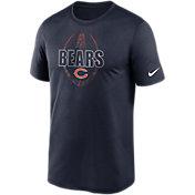 Nike Men's Chicago Bears Legend Performance T-Shirt