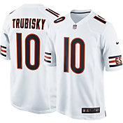 Nike Men's Away Jersey Chicago Bears Mitchell Trubisky #10