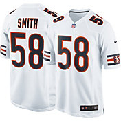Nike Men's Away Jersey Chicago Bears Roquan Smith #58