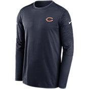 Nike Men's Chicago Bears Sideline Coach Long-Sleeve T-Shirt
