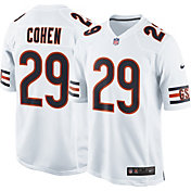 Nike Men's Away Jersey Chicago Bears Tarik Cohen #29