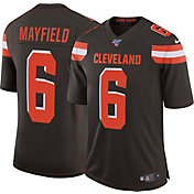 Nike Men's 100th Home Limited Jersey Cleveland Browns Baker Mayfield #6