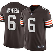 Nike Men's Home Limited Jersey Cleveland Browns Baker Mayfield #6