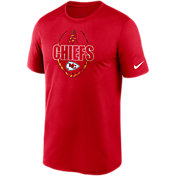 Nike Men's Kansas City Chiefs Legend Icon Red T-Shirt