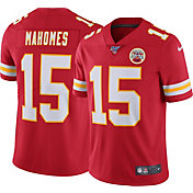 Nike Men's 100th Home Limited Jersey Kansas City Chiefs Patrick Mahomes #15