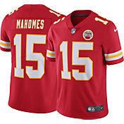 Nike Men's Home Limited Jersey Kansas City Chiefs Patrick Mahomes #15