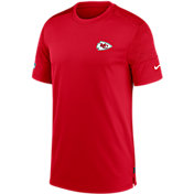 Nike Men's Kansas City Chiefs Coaches Sideline T-Shirt