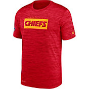 Nike Men's Kansas City Chiefs Sideline Legend Velocity Red T-Shirt