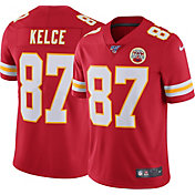 Nike Men's 100th Home Limited Jersey Kansas City Chiefs Travis Kelce #87