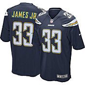 Nike Men's Home Game Jersey Los Angeles Chargers Derwin James Jr. #33