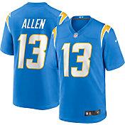 Nike Men's Los Angeles Chargers Keenan Allen #13 Blue Game Jersey
