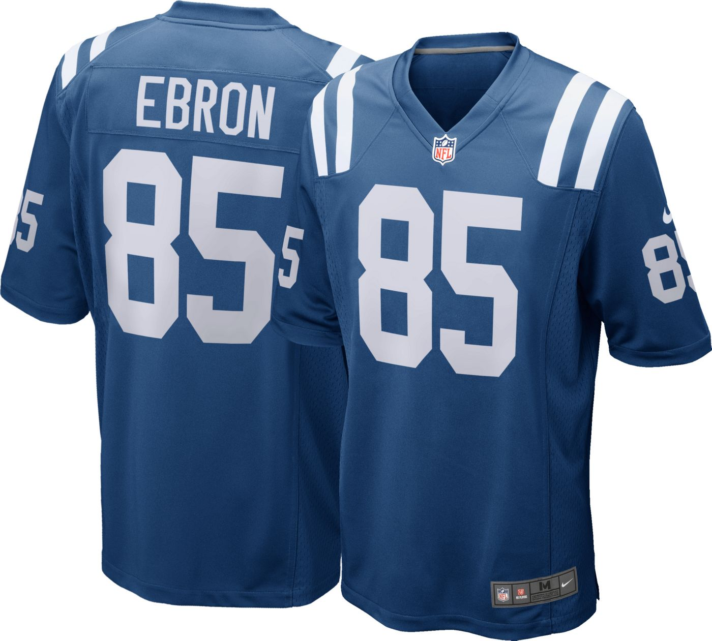 Nike Men's Home Game Jersey Indianapolis Colts Eric Ebron #85