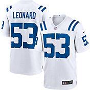 Nike Men's Indianapolis Colts Darius Leonard #53 White Game Jersey