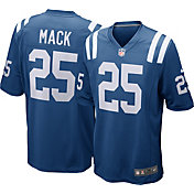 Nike Men's Home Game Jersey Indianapolis Colts Marlon Mack #25