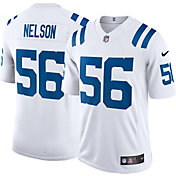 Nike Men's Indianapolis Colts Quenton Nelson #56 White Limited Jersey
