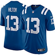 Nike Men's Indianapolis Colts T.Y. Hilton #13 Blue Limited Jersey