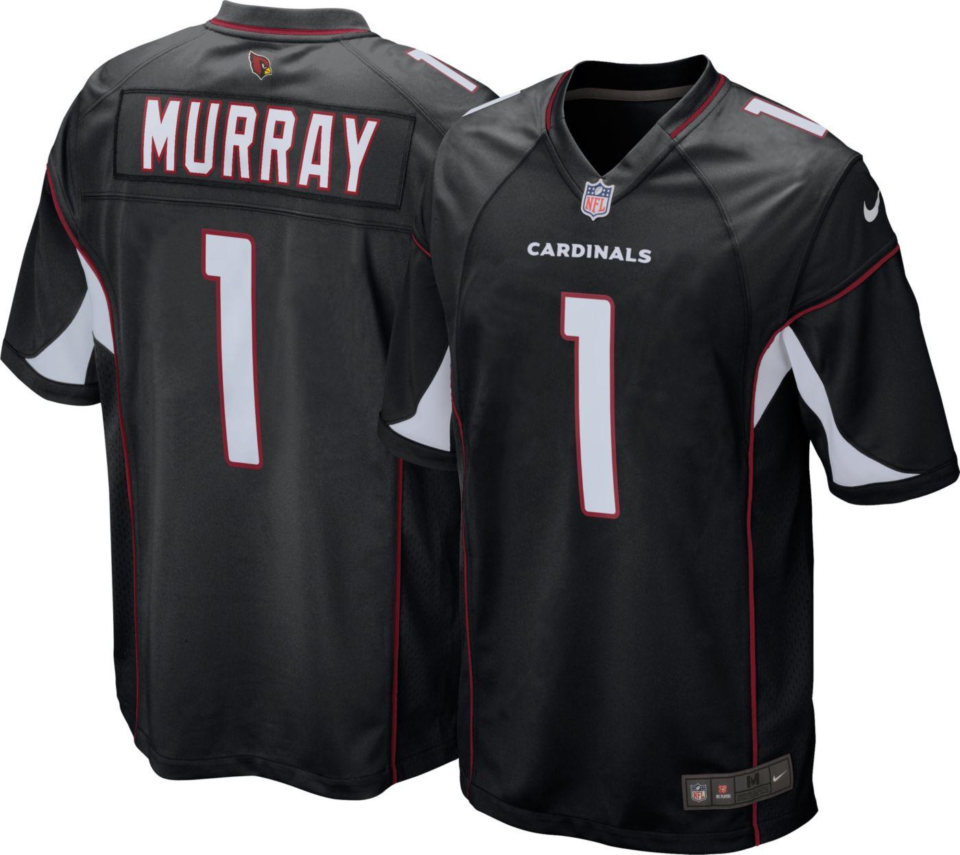 Nike Men's Alternate Game Jersey Arizona Cardinals Kyler Murray #1