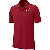 Nike Men's Arizona Cardinals Sideline Elite Performance Red Polo
