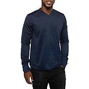 Nike Men's Dallas Cowboys Fuse Player Navy Long Sleeve Shirt