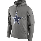 c5d53065f721 Product Image · Nike Men s Dallas Cowboys Circuit Logo Grey Pullover Hoodie