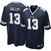 Nike Men's Home Game Jersey Dallas Cowboys Michael Gallup #13