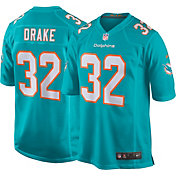 Nike Men's Home Game Jersey Miami Dolphins Kenyan Drake #32