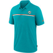 Nike Men's Miami Dolphins Sideline Early Season Polo