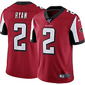 Nike Men's 100th Home Limited Jersey Atlanta Falcons Matt Ryan #2