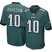 Nike Men's Home Game Jersey Philadelphia Eagles DeSean Jackson #10