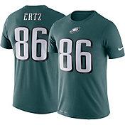 657d1ec4 Product Image · Nike Men's Philadelphia Eagles Zach Ertz #86 Logo Green T- Shirt