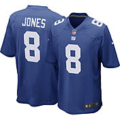 Nike Men's Home Game Jersey New York Giants Daniel Jones #8