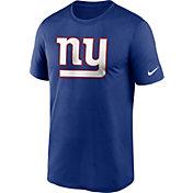 Nike Men's New York Giants Legend Logo Royal T-Shirt