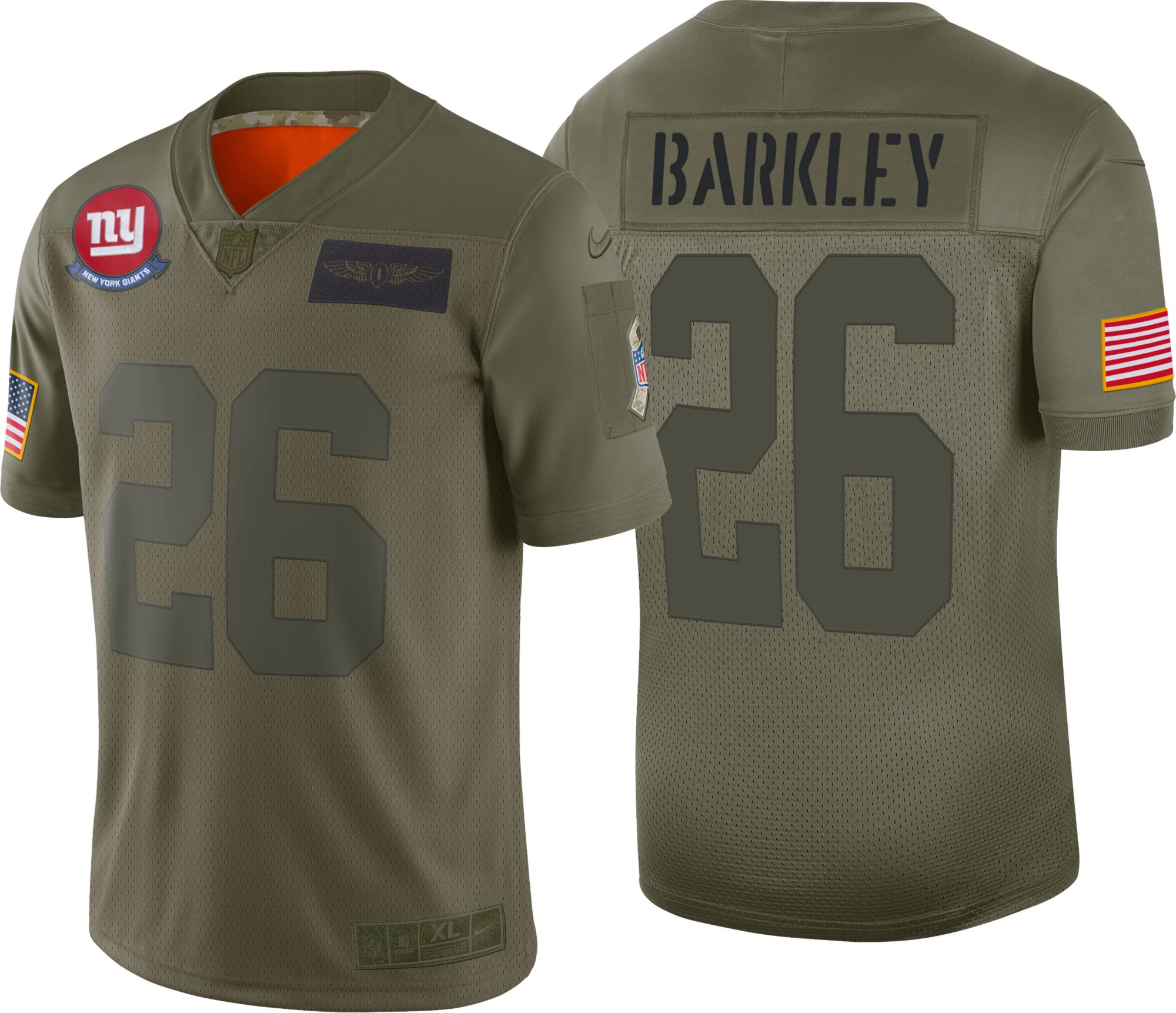 salute for service jersey