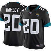 Nike Men's 100th Home Limited Jersey Jacksonville Jaguars Jalen Ramsey #20