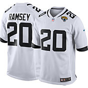 Nike Men's Away Game Jersey Jacksonville Jaguars Jalen Ramsey #20