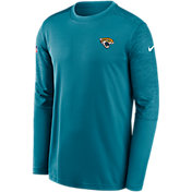 Nike Men's Jacksonville Jaguars Coaches Sideline Long Sleeve T-Shirt