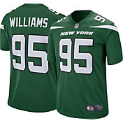 Quinnen Williams Nike Men's New York Jets Home Game Jersey