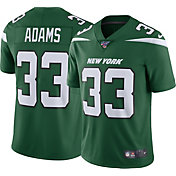 Nike Men's 100th Home Limited Jersey New York Jets Jamal Adams #33
