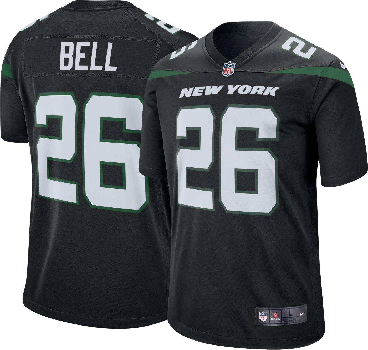Nike Men's Alternate Game Jersey New York Jets Le'Veon Bell #26