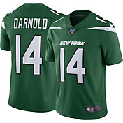 Nike Men's New York Jets Sam Darnold #14 100th Green Limited Jersey