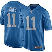 Nike Men's Alternate Game Jersey Detroit Lions Marvin Jones #11