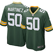 Nike Men's Home Game Jersey Green Bay Packers Blake Martinez #50