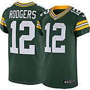 Nike Men's Green Bay Packers Aaron Rodgers #12 Green Elite Jersey
