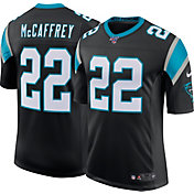 Nike Men's 100th Home Limited Jersey Carolina Panthers Christian McCaffrey #22