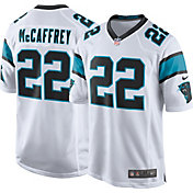 Nike Men's Away Game Jersey Carolina Panthers Christian McCaffrey #22