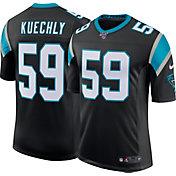 Nike Men's 100th Home Limited Jersey Carolina Panthers Luke Kuechly #59