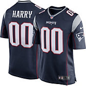 N'Keal Harry Nike Men's New England Patriots Home Game Jersey