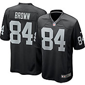 8bd9b43d3bd Product Image · Antonio Brown  84 Nike Men s Oakland Raiders Home Game  Jersey